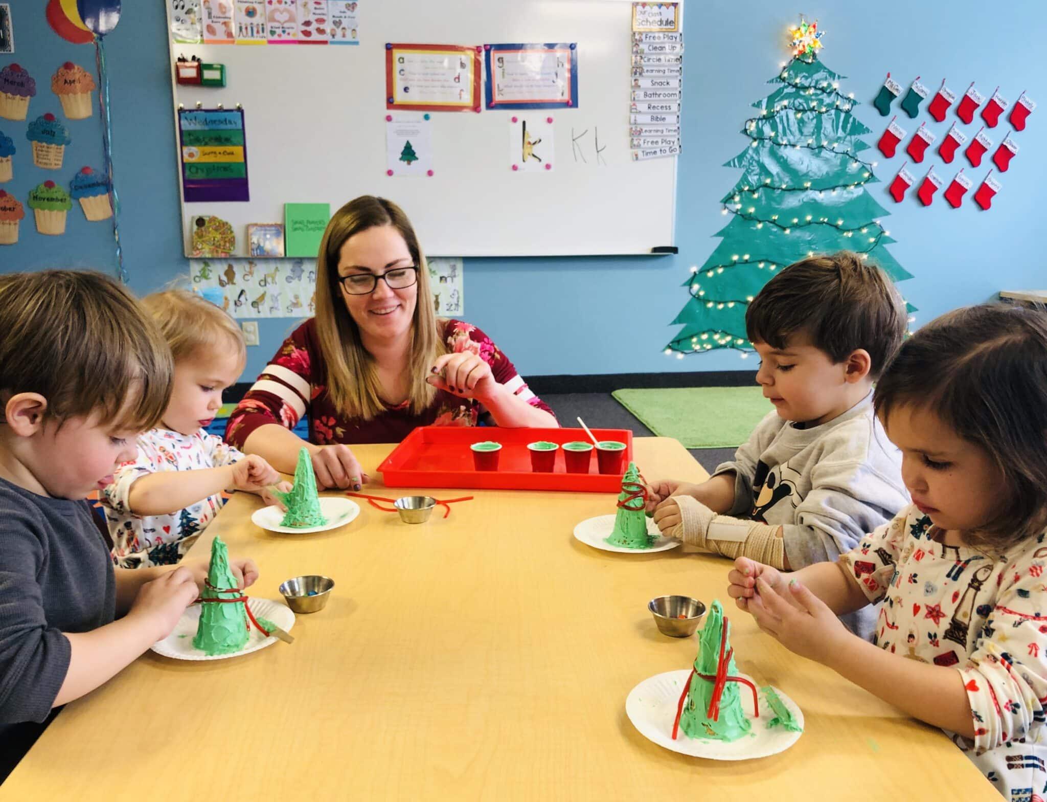 Little Sparrows Beginner's Program at Selah Early Learning Academy